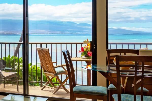 Maui Beachfront Rentals