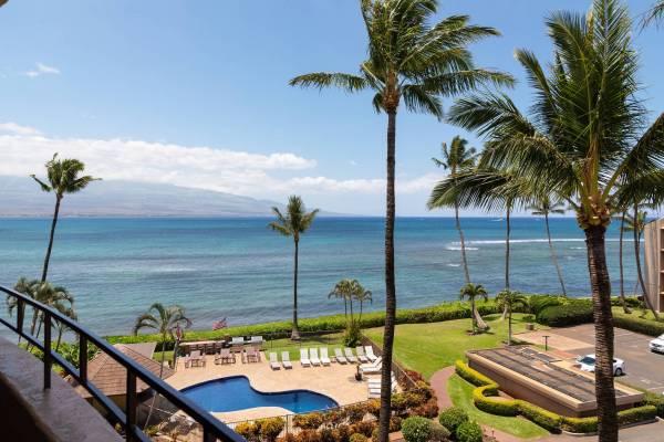 Maui Ocean View Rentals