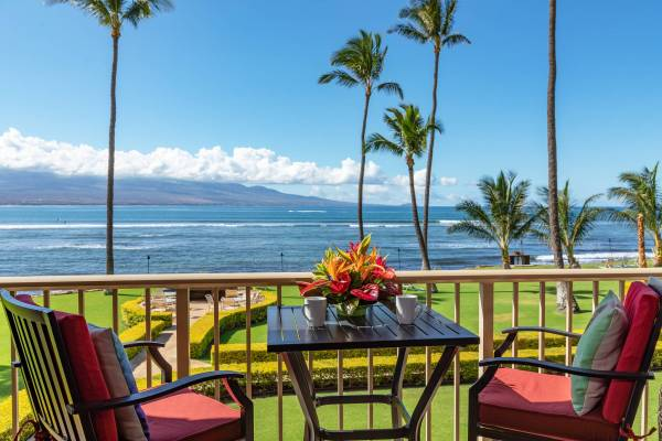 Maui Oceanfront Rentals