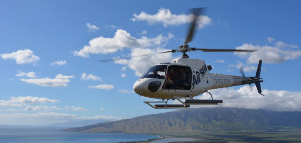 Air Maui Helicopter Tours